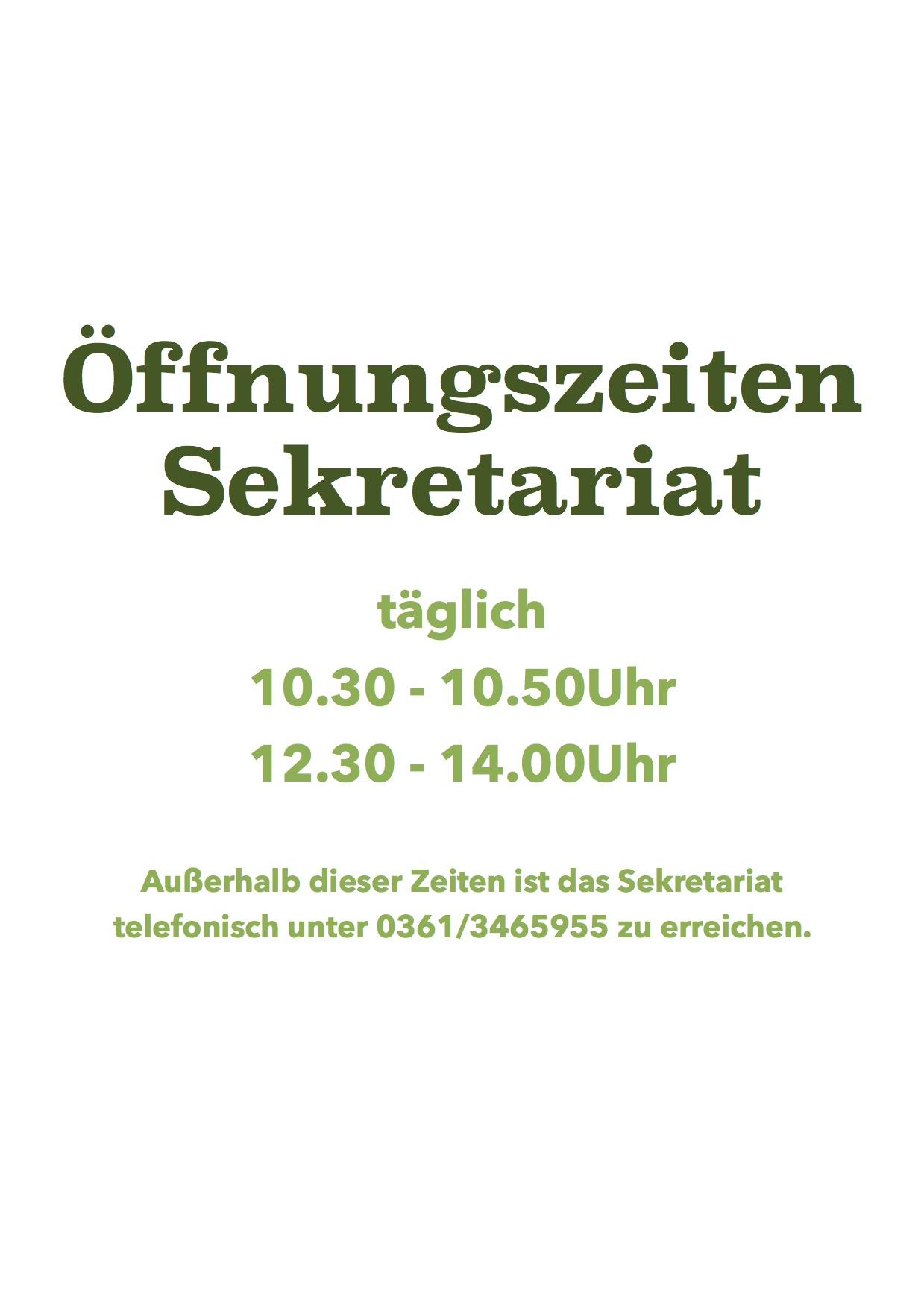 Förderverein – Schiller Schule Erfurt